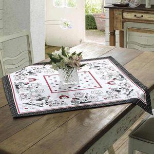 Carpeta de mesa Cow