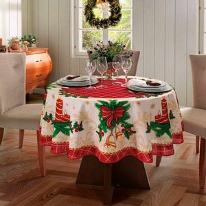 Mantel de Navidad Elementos