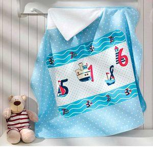 Capucha Baby Nautical